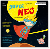 Super Neo Mutprobe CD